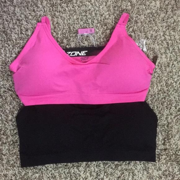 c6d01a80de1c0 NWT Set of two super comfy and soft sports bras.
